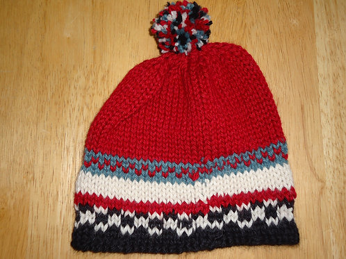 Winter Solstice Hat