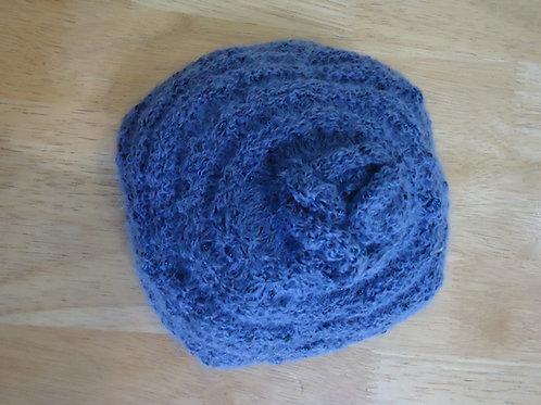 Ridge Knit Posey Hat