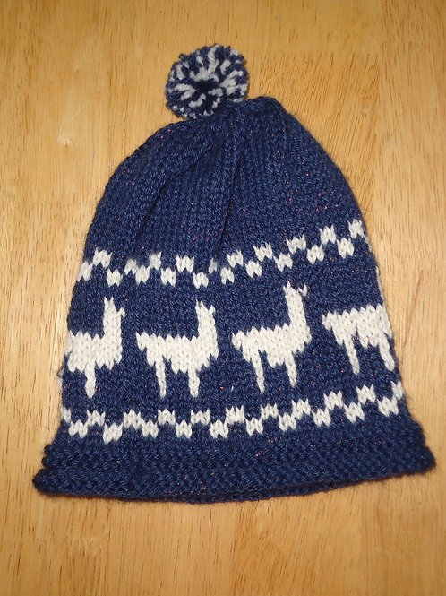Alpaca Hat, Toddler Size