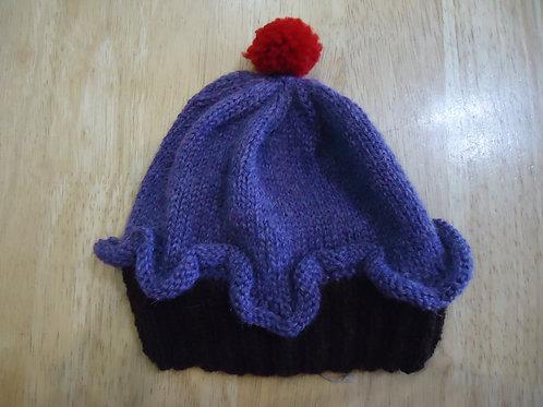 Cupcake Hat, Preemie