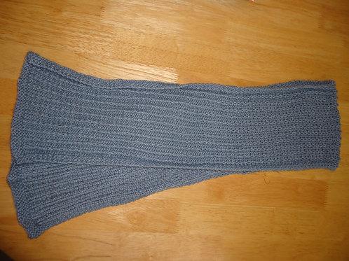 Grey/Blue Scarf