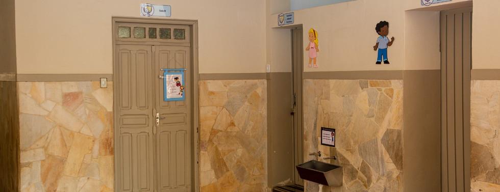 Sanitários Educação Infantil