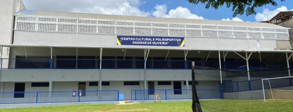Centro Cultural e Poliesportivo Dagmar de Oliveira
