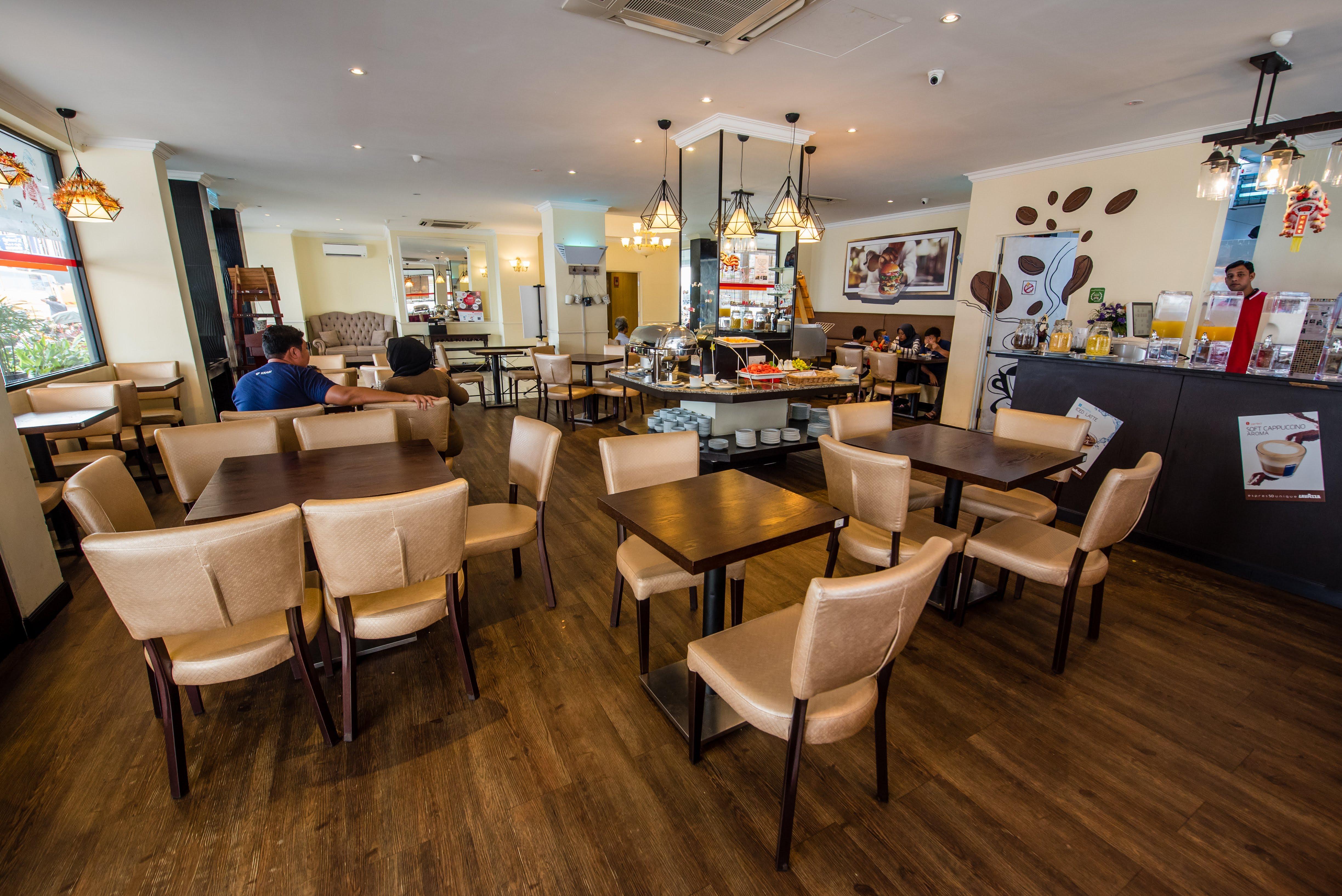 MERCHANT HOTEL CAFE