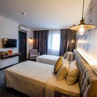 Merchant hotel room