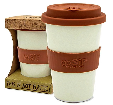 Reusable Coffee Cup - Plastic Free!