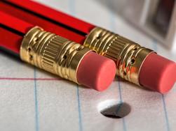 Big Eraser Mistakes