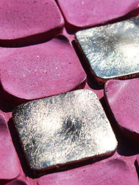 Quadratis - Pink / Platinum