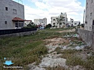 ارض للبيع في البنيات/ حي الفرقان - خلف مسجد الرحمة