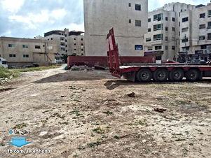 ارض للبيع في حي نزال/ الذراع - قرب حديقة الشورى