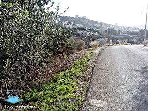 ارض للبيع في مرج الحمام/ ام عريجات - قرب مسجد الصالحين