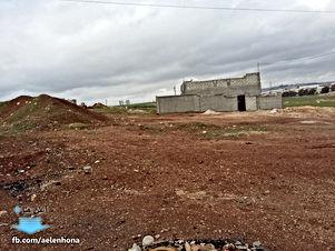 ارض للبيع في قرية سالم/ الحنو الشمالي - قرب مدرسة الضفتين الأساسية الخاصة