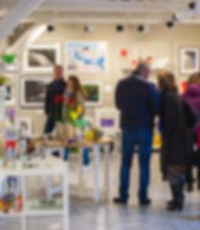 Stavern kunst og kultur, utstilling galleri Steinbrakka