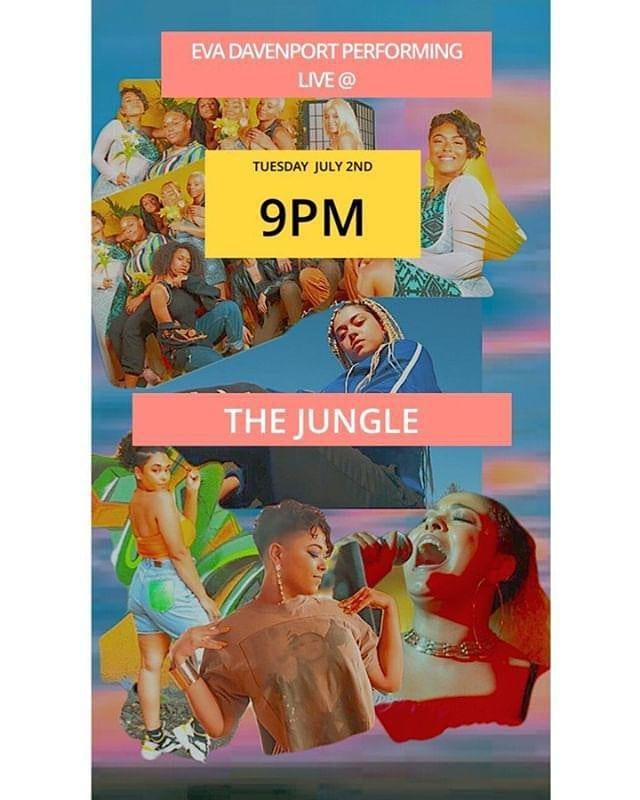 Eva & Friends Live @ The Jungle