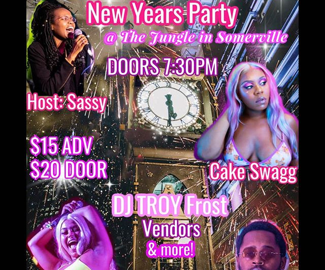 NEW YEARS EVE 2020!!! ☆ There's soo many