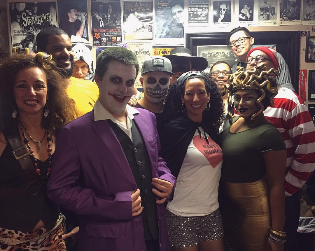 The C Note HALLOWEEN Party 2017