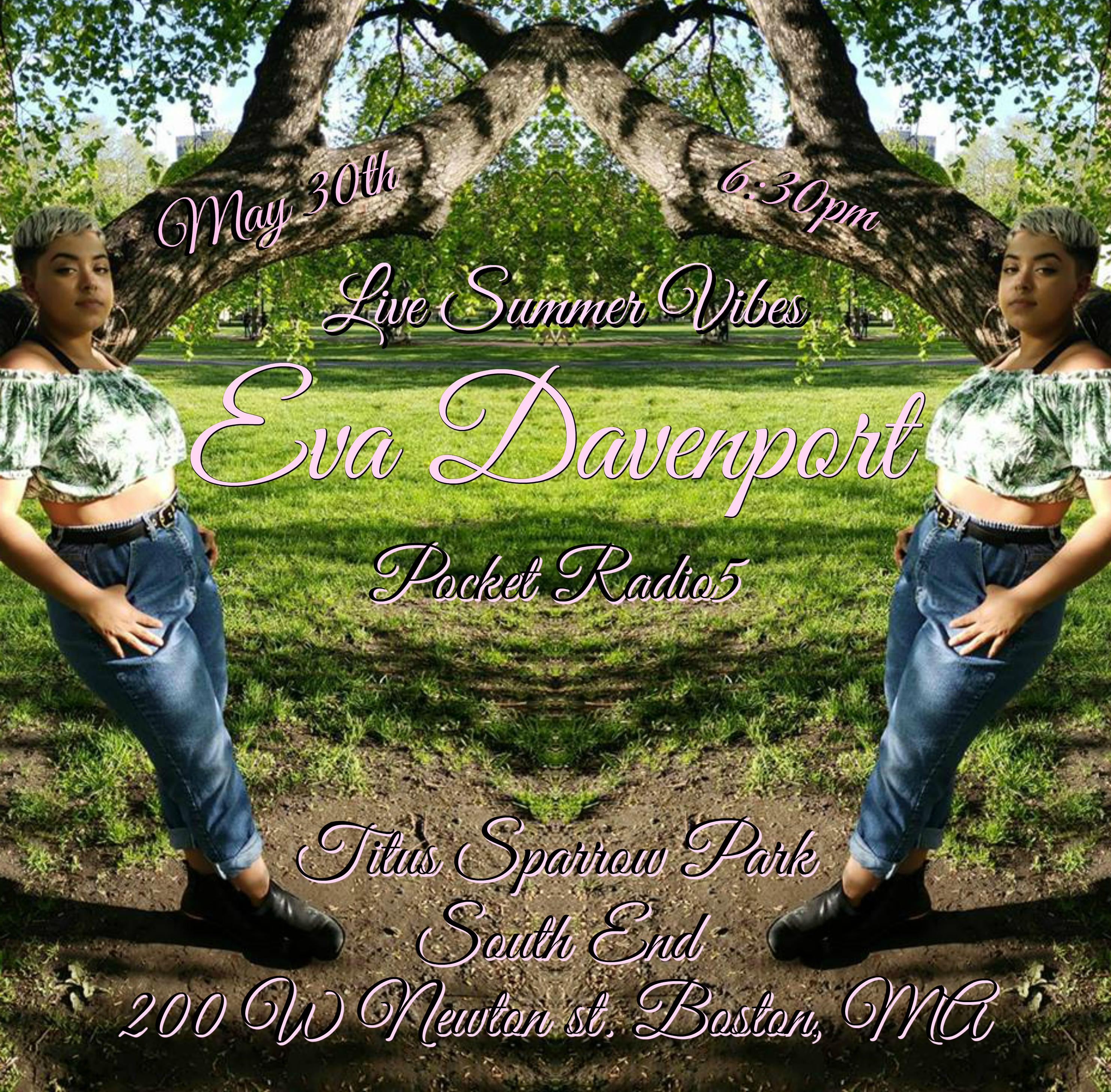 Titus Sparrow Park