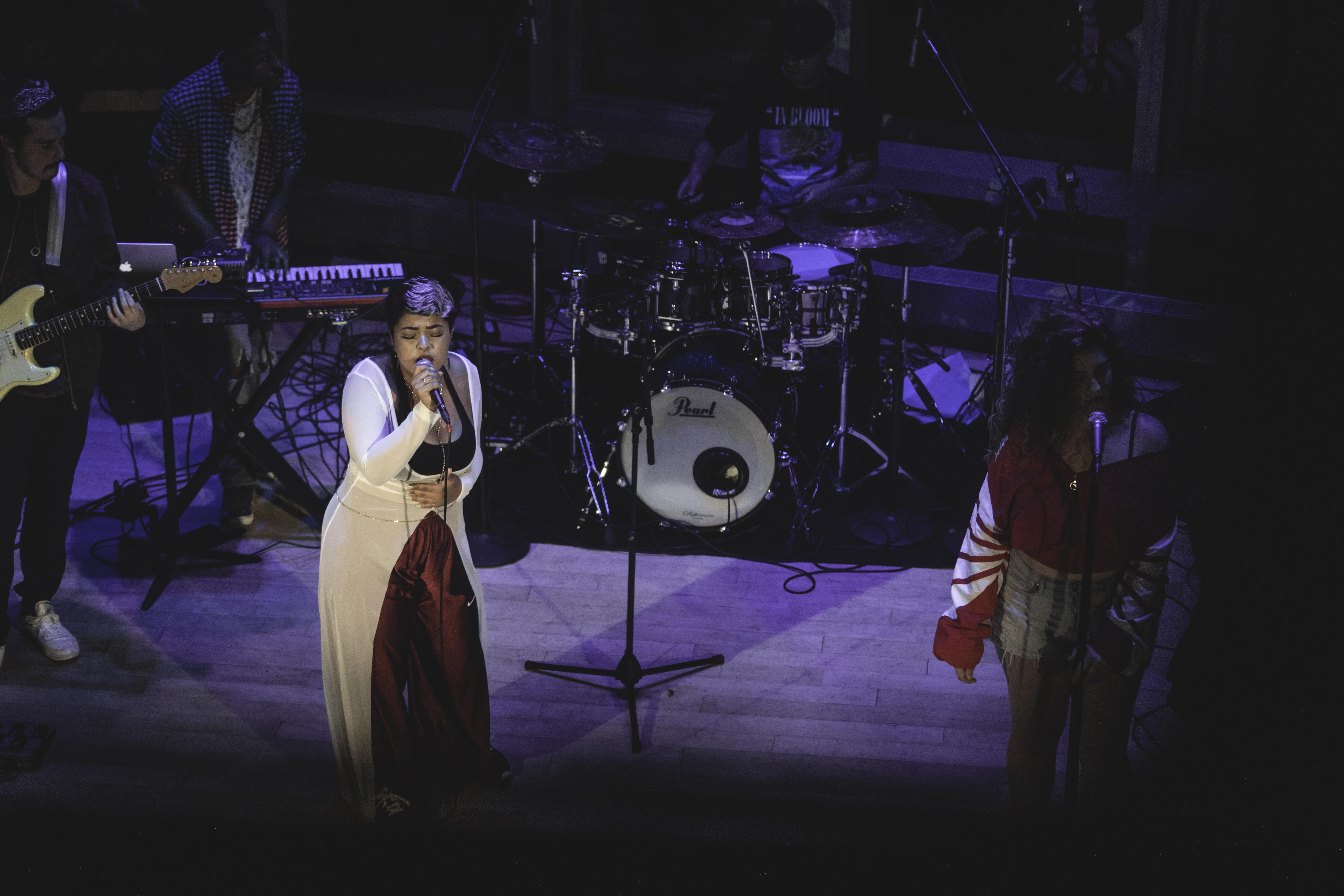 Berklee SZA Show