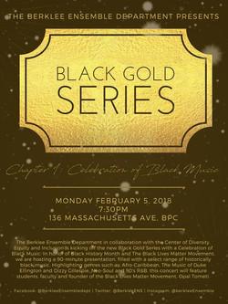 Black Gold Series Berklee