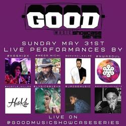 Good Music Showcase IG Live