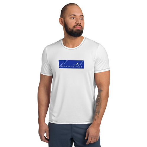 Breathe All-Over Print Men's Athletic T-shirt