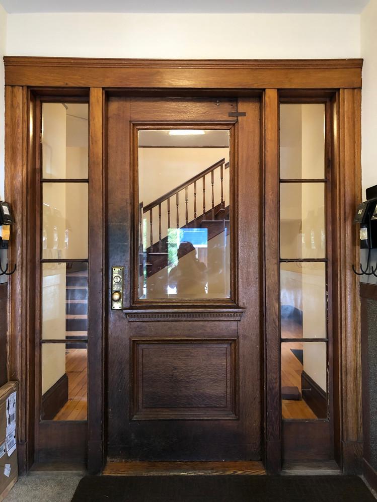 Indoor Entrance