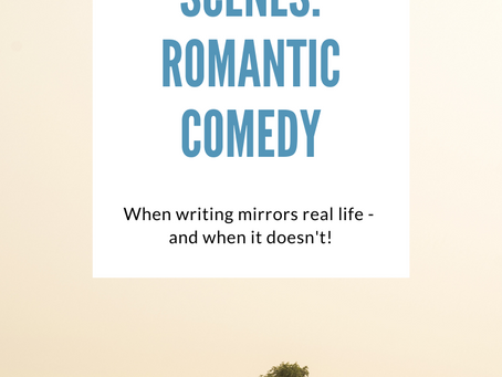 Behind the scenes of a romantic comedy - how I wrote Growing Pains