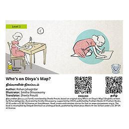 Who's on Divya's Map? | Flourish