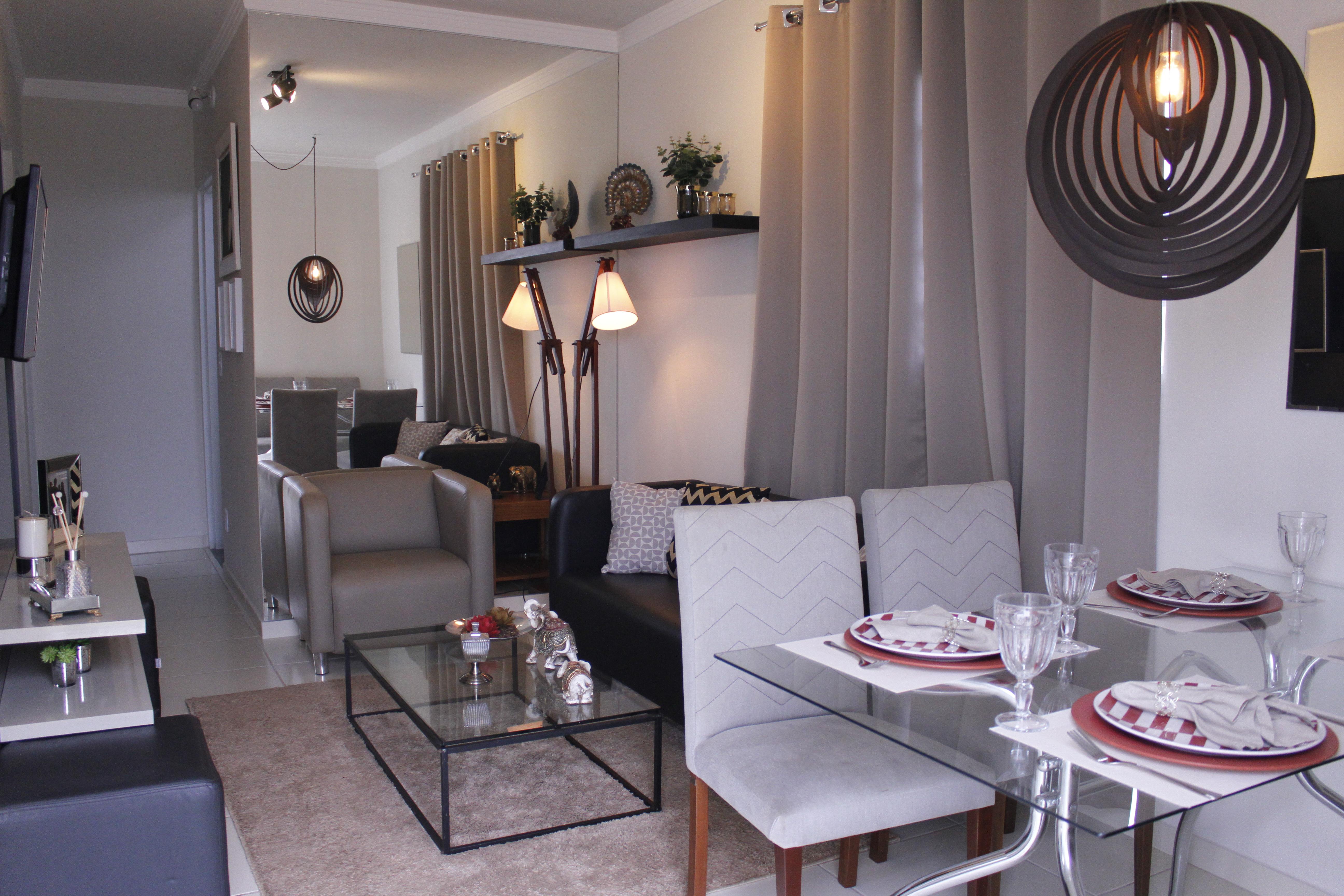 Sala de jantar/estar