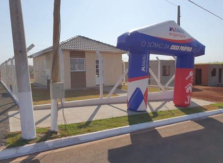 Grande inauguração da Casa Modelo Decorada no Residencial Nova Barretos III