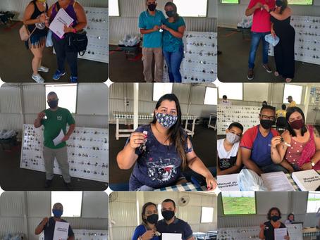 181 FAMÍLIAS REALIZAM O SONHO CASA PRÓPRIA EM BARRETOS/SP.