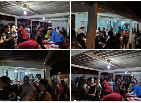 119 Famílias de São José do Rio Preto realizaram seu sonho e receberam a chave de suas casas.