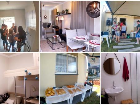 Inauguração da casa modelo do residencial Jardim Paraíso em Pirangi-SP