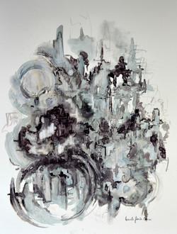 City in the Clouds II