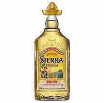 Téquila Sierra Gold 70cL