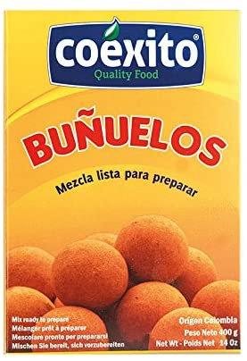 Préparation Bunuelos