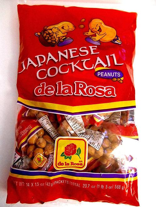 Cacahuète style Japones 14x42 gr