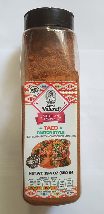 Assaisonnement Tacos al pastor