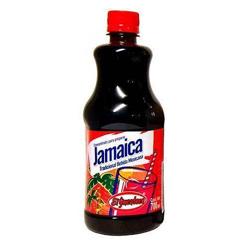 Sirop de Jamaïca (Hibiscus) DLUO 03/21