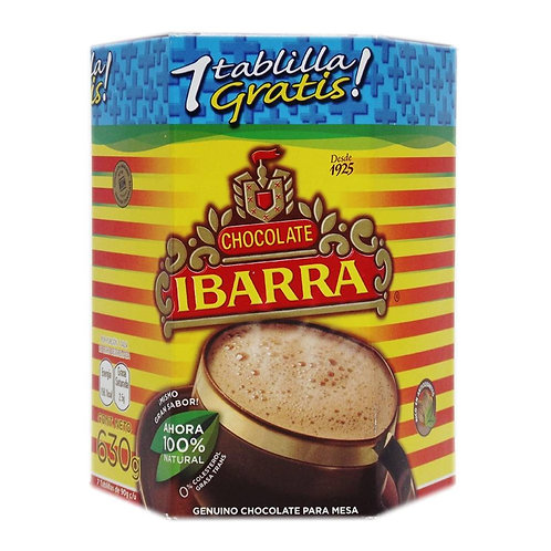 Chocolat Ibarra  540g DLUO 02/2021