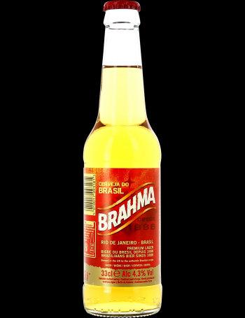 Bière Brahma