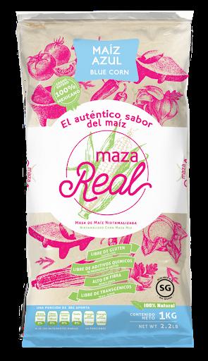 Harina Maza real bleu farine de maïs nixtamalisé
