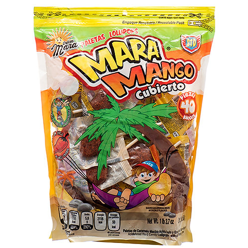 Mara Mango Chile x 40