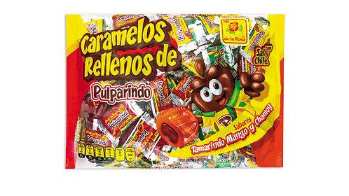 Caramelos de rellenos Pulparindo