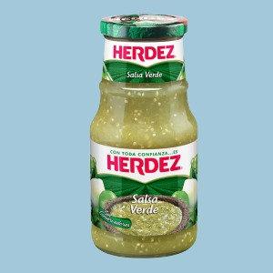 Salsa verde Herdez 240gr