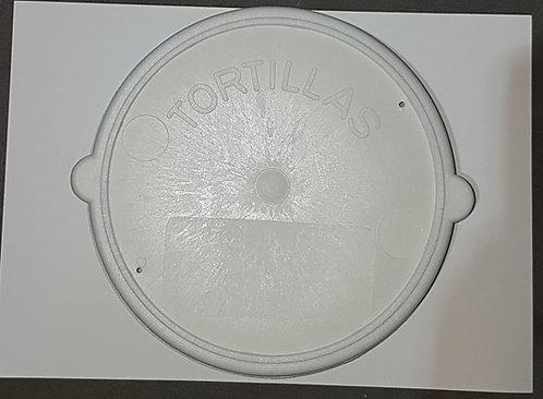 Tortillero thermique micro ondable