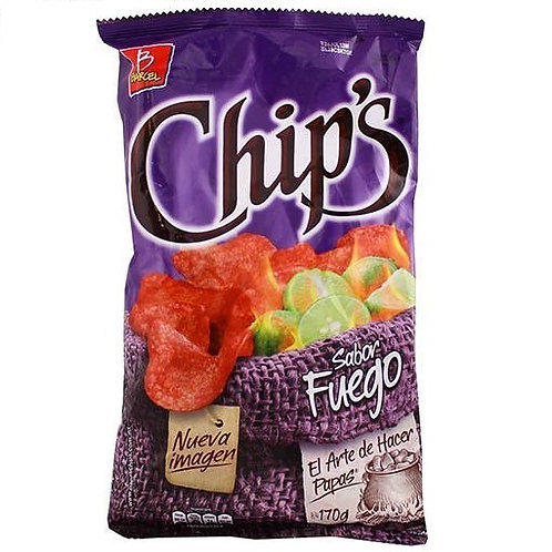Chips Fuego 60 g