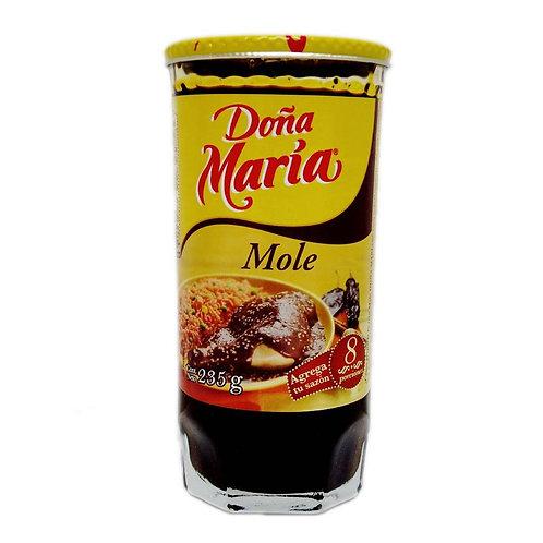 Mole Doña Maria 235gr