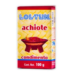 Achiote 100g LOL-TUN
