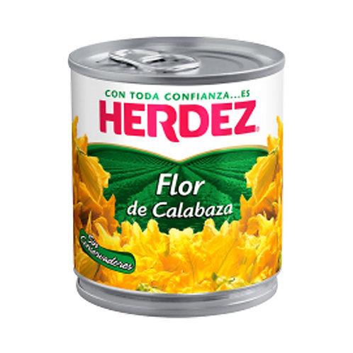 Flor de calabaza/Fleurs de courgettes 220g